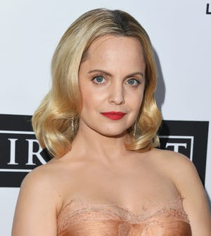 Mena Suvari revealed to Us Weekly at Last Chance For Animals' Hosts Annual Celebrity Benefit Sunday that she secretly wed Michael Hope.
