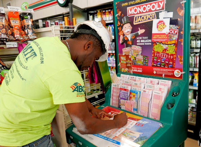 supermarket customer sweepstakes raffle draw jackpot fever mega millions prize now the biggest in history 2505