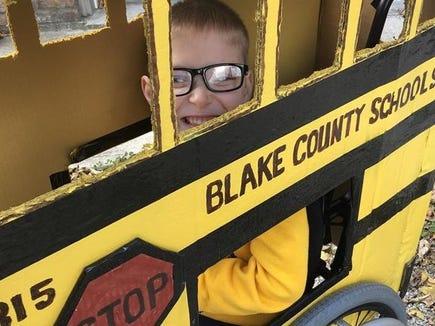 Blake Mompher