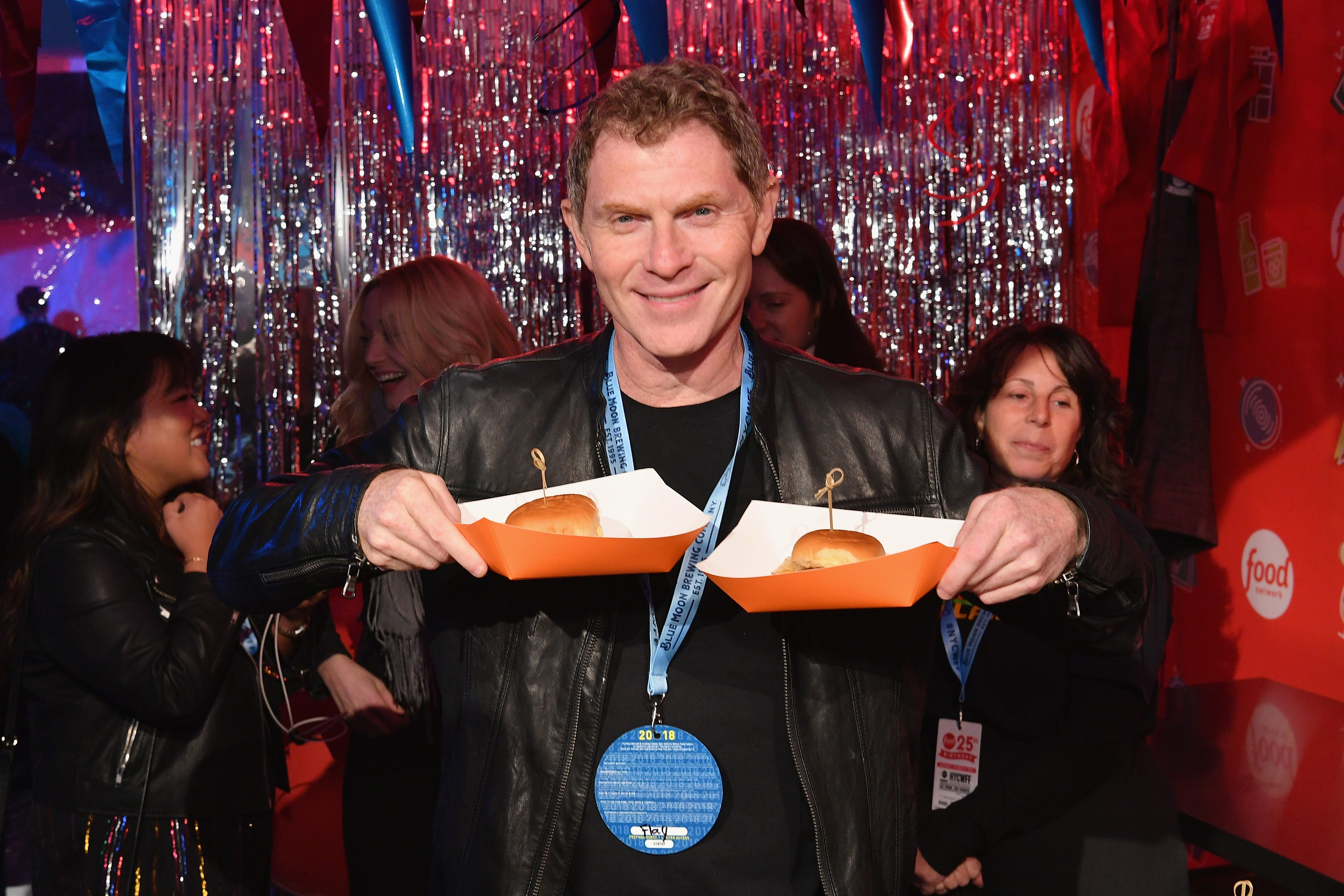Impossible Burger not on menu for celebrity chef Bobby Flay just yet