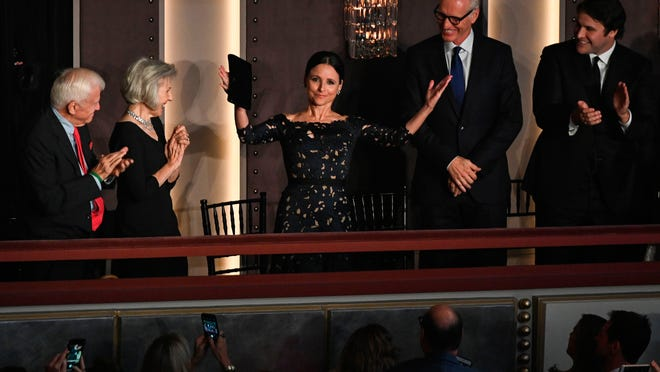Julia Louis-Dreyfus says 'Saturday Night Live' was 'sexist,' 'brutal' but it taught her a lesson