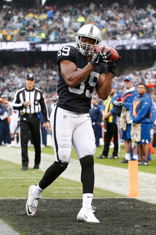 Nfl Denver Broncos At Oakland Raiders