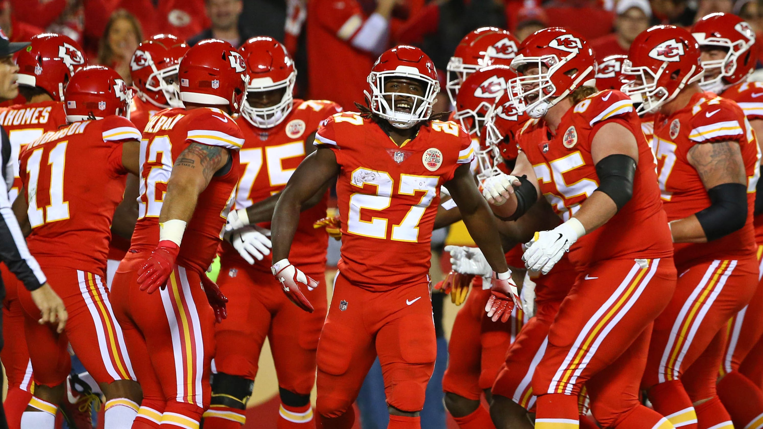 7a56028c Sunday Night Football: Kansas City Chiefs rout Cincinnati Bengals