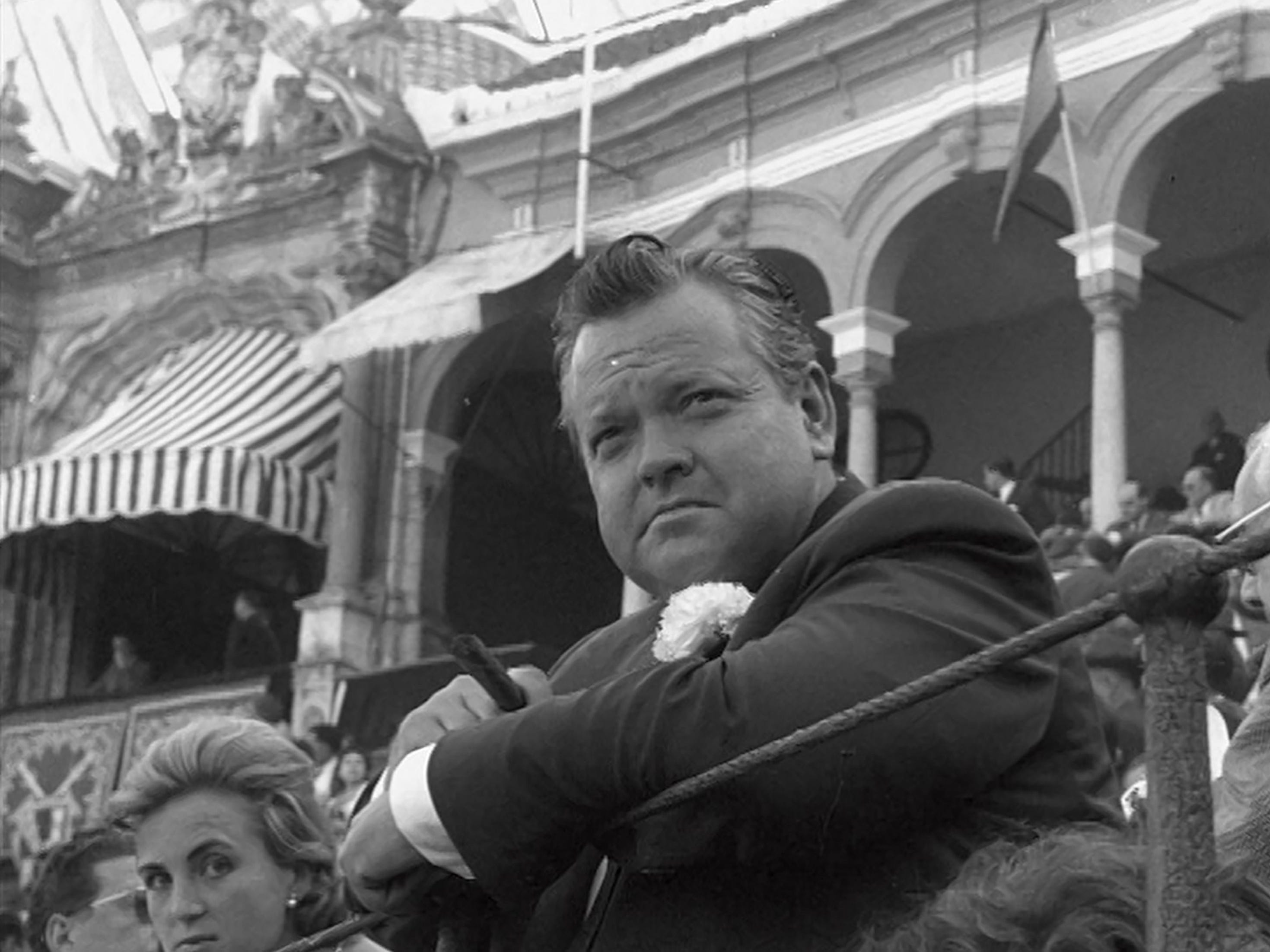 "Orson Welles and his quixotic quest to film and finish his last movie are chronicled in the documentary ""They'll Love Me When I'm Dead."""