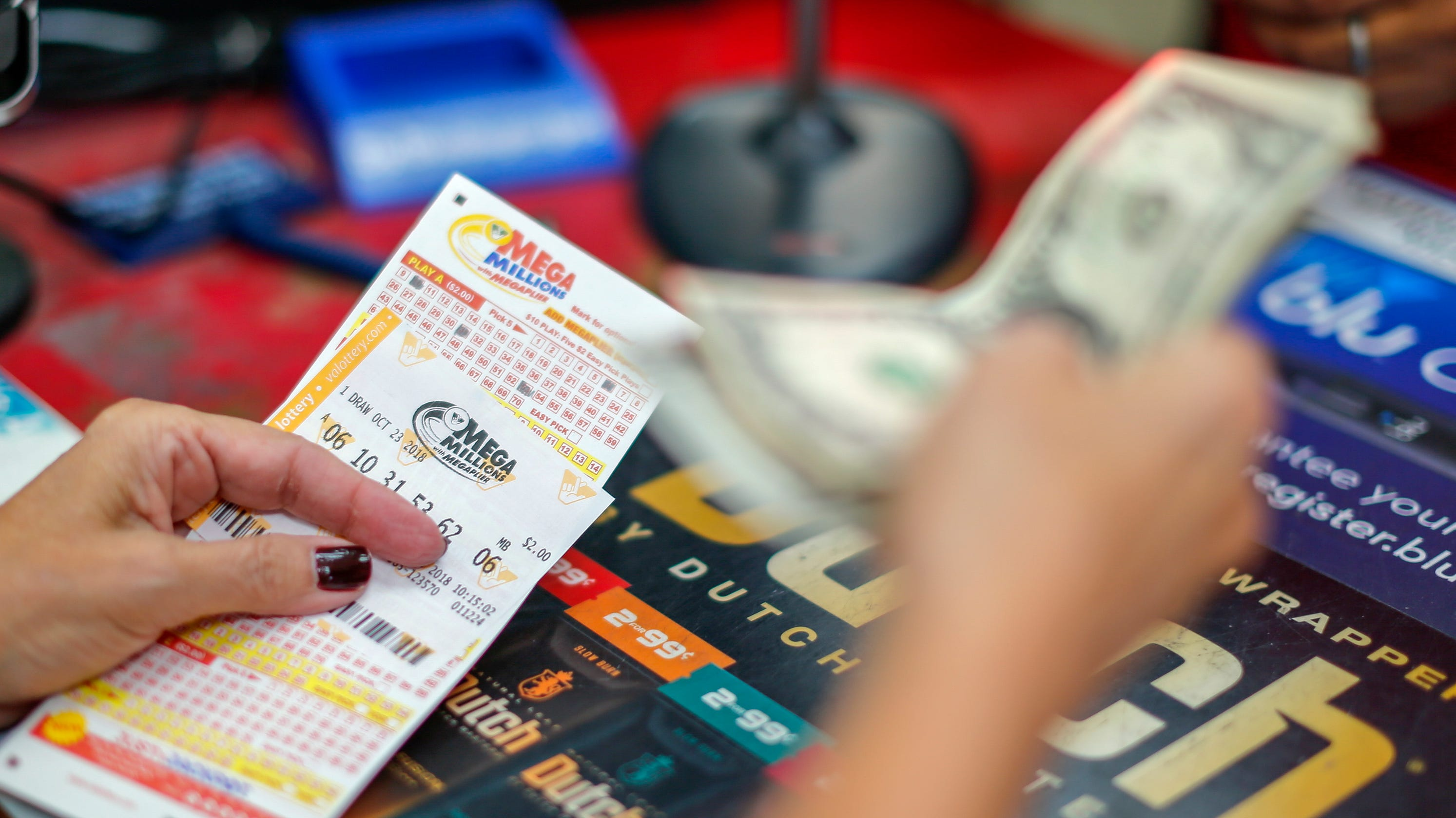 Powerball, Mega Millions results: Tennessee's biggest lottery prizes