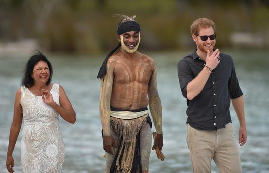 Epa Australia Britain Diplomacy Royal Tour Hum People Aus Qu