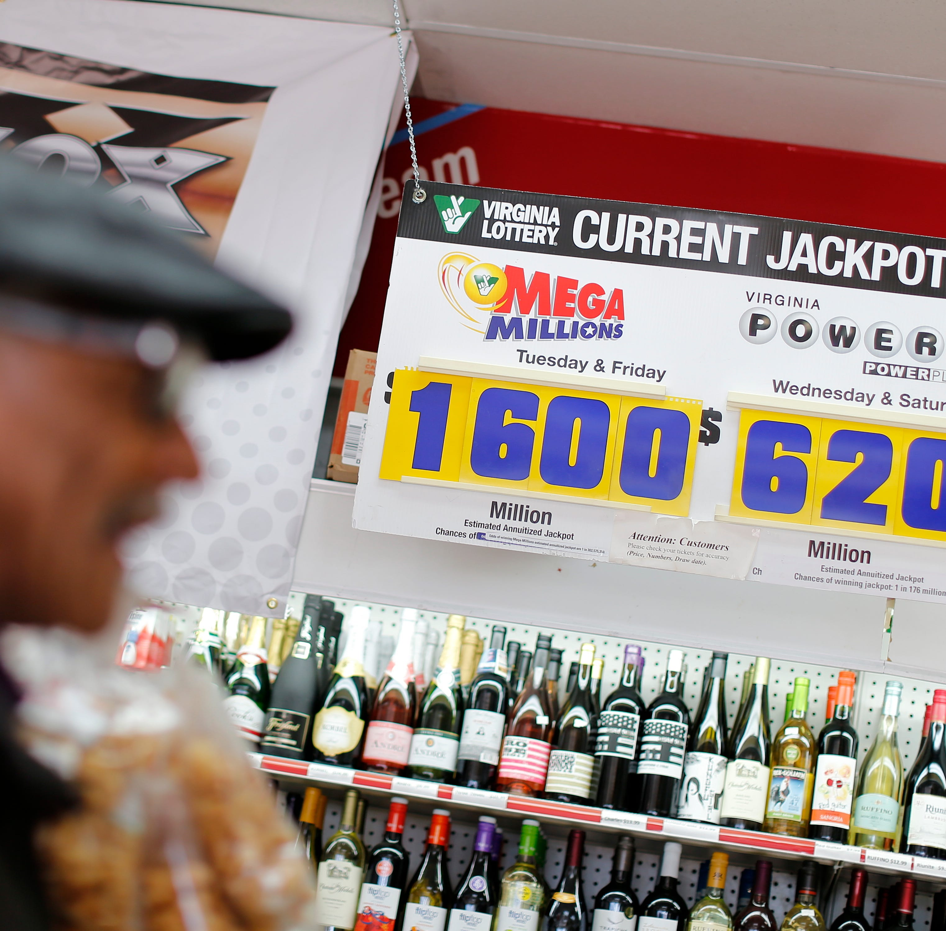 Picking your own lottery numbers? These are the most common Mega Millions, Powerball draws