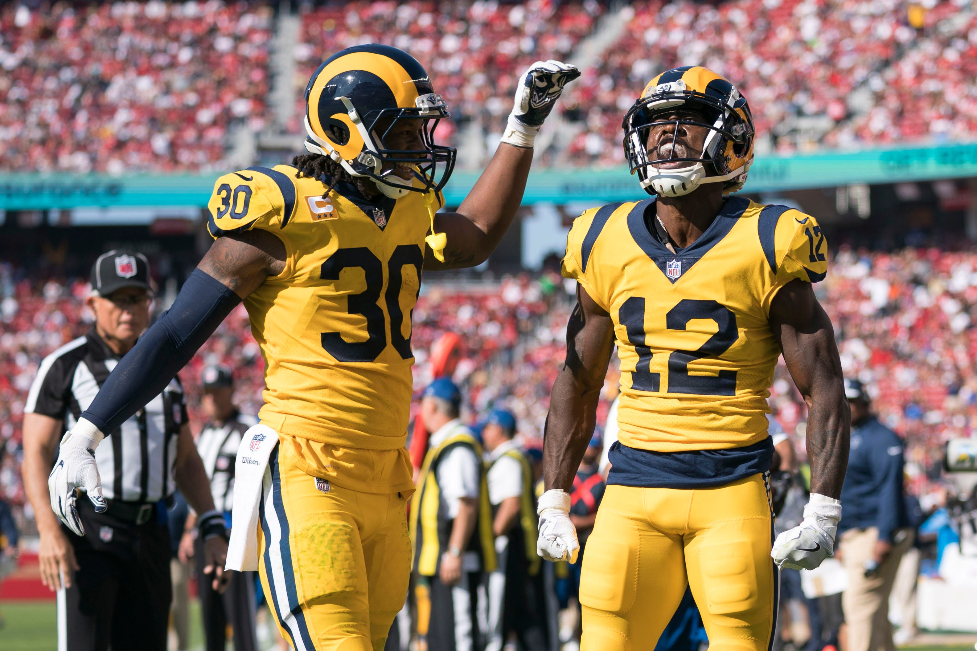 Green Bay Packers Next Opponent Quick Takes On The Los Angeles Rams