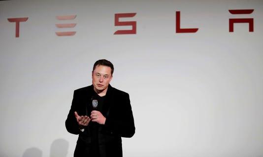 Ap China Tesla F File Usa Ca