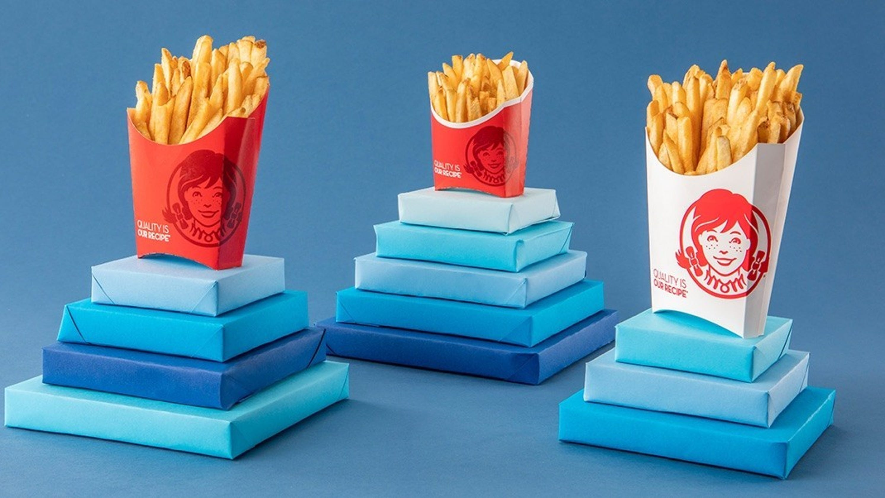 wendy s french fries deal pay just 1 for any size for limited time