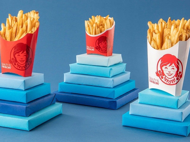 Wendy's French fries deal alert: Any size fries for $1 for limited time