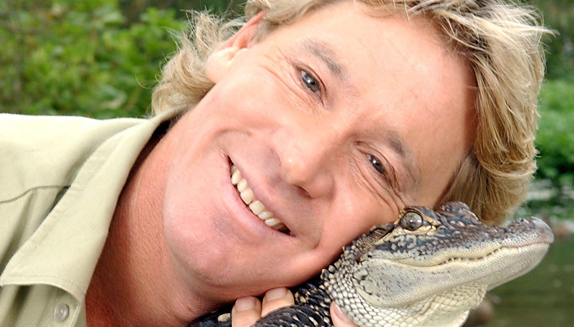 Steve Irwin S Son Robert Looks Just Like The Late Crocodile Hunter