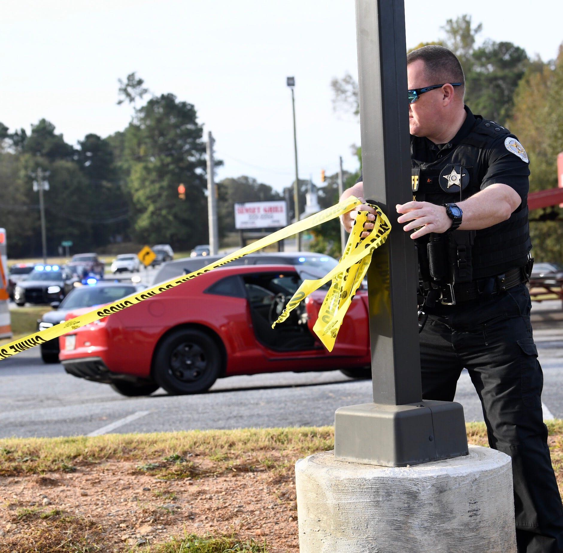 Coroner identifies man killed in shooting near Anderson restaurant