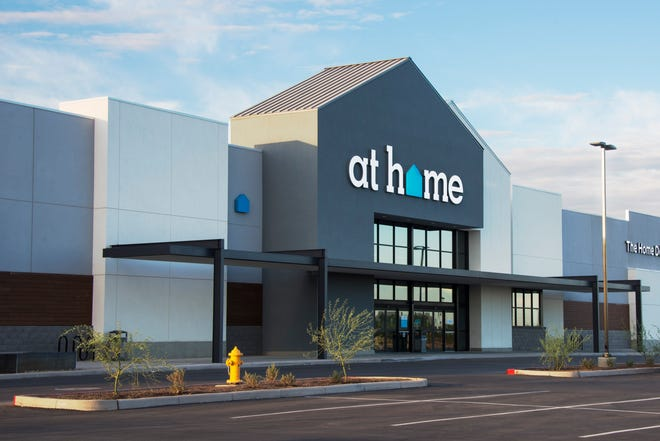 At Home plans to build a branch in Grand Chute in 2019.