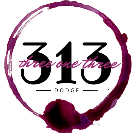 313 Dodge logo