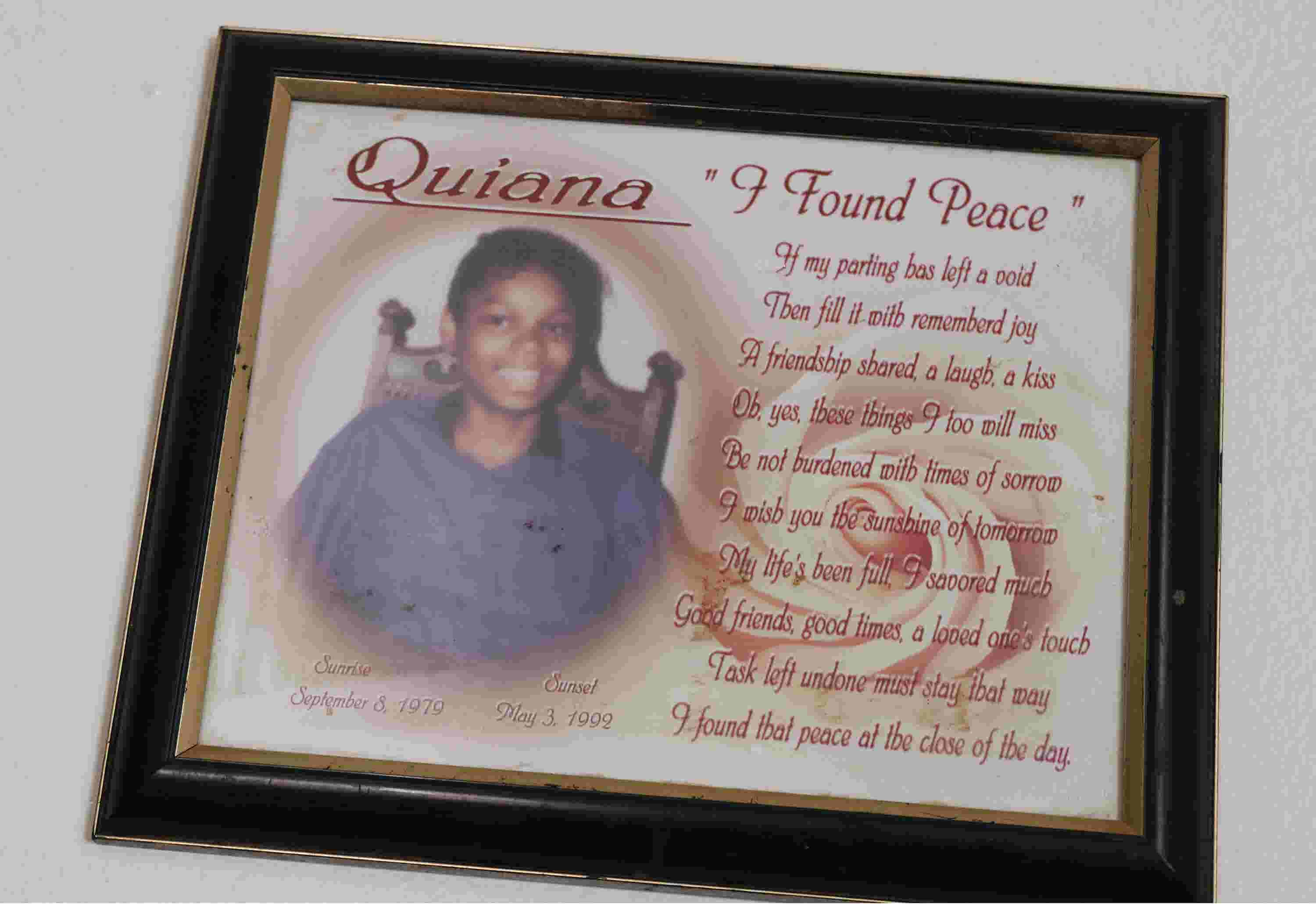 Cold Case: Quiana Dees of Asbury Park