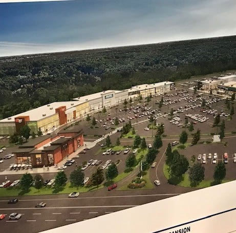 New stores, restaurants, fitness center planned for revamped Ocean County Mall