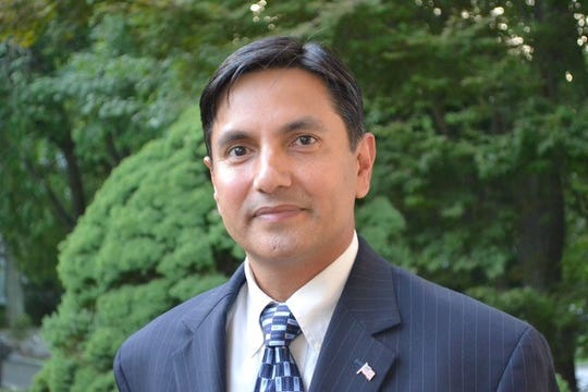 Rakesh Chandwani is one of six candidates running for three seats on the school board.