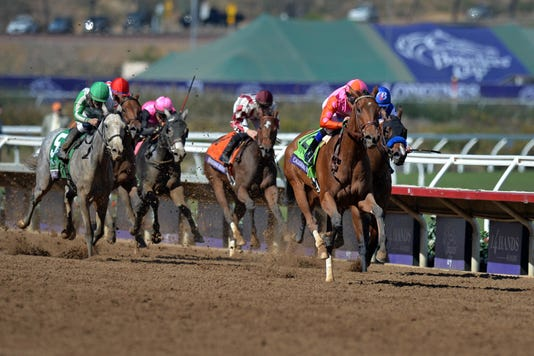 Horse Racing 34th Breeders Cup World Championships