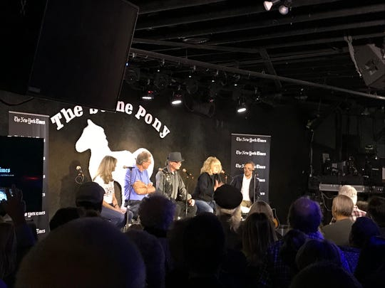 """An Evening of Music and Memories at The Stone Pony,"" Monday, Oct. 22 at the Stone Pony in Asbury Park."