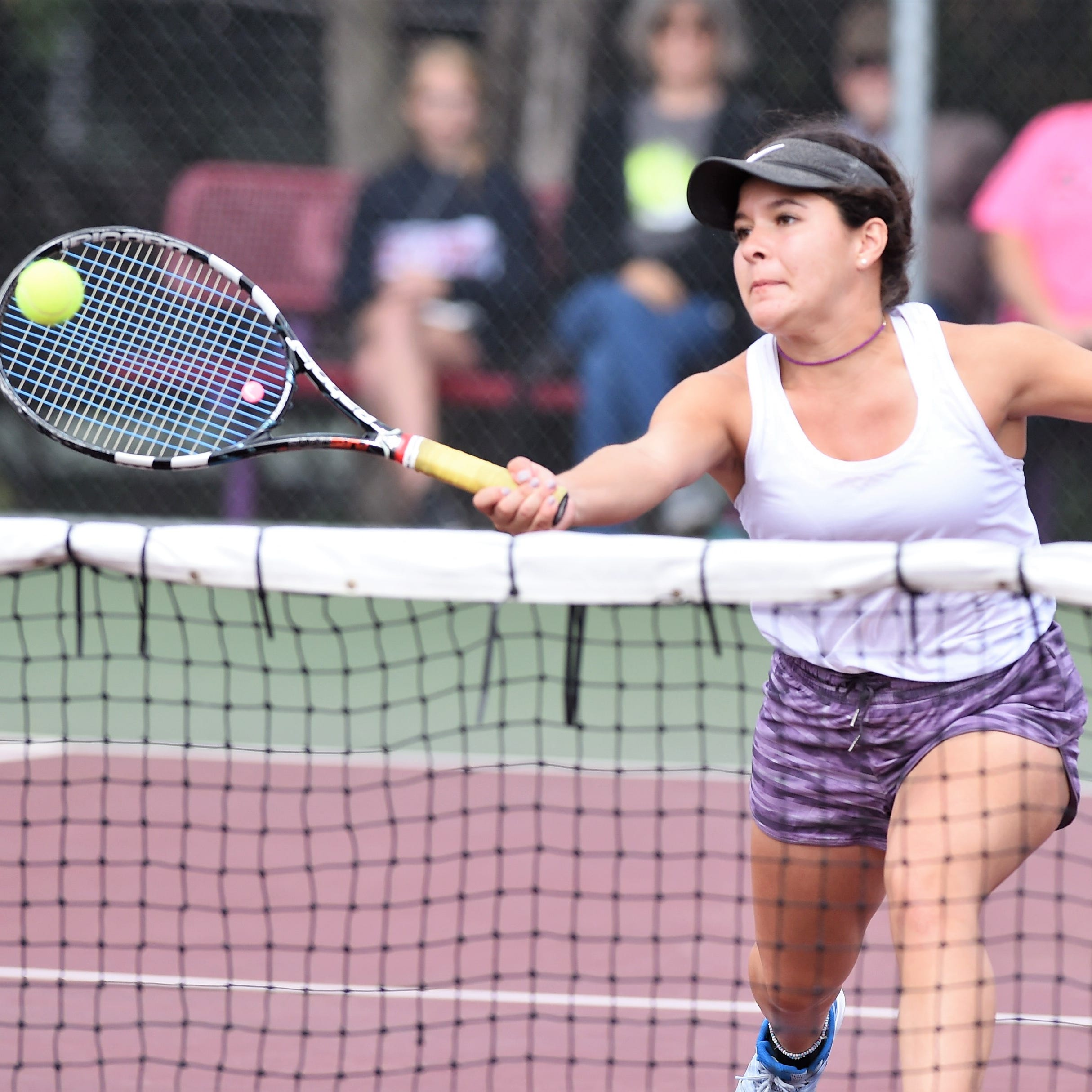 No. 2 Abilene Wylie team tennis handles No. 3 Canyon Randall in Region I-5A quarterfinals