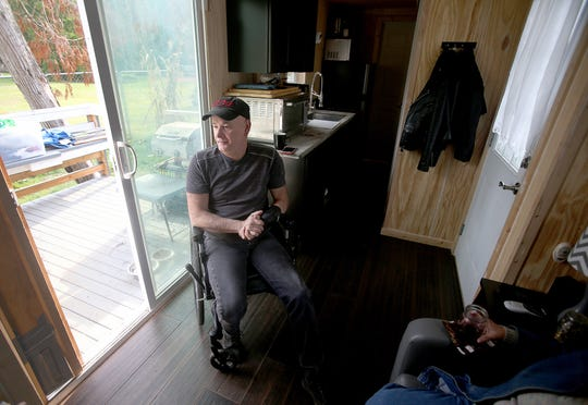 Kitsap County officials have vowed to work with Sam Rye and the property owner to find a solution to the zoning violation.