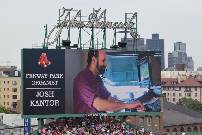 Josh Kantor will perform as the organist at Fenway Park during the 2018 World Series.