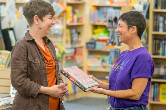 The magic of buying locally: a business loves its customers, and its customers love it back.