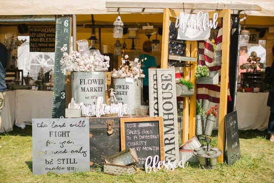 Charm at the Farm happens this weekend in Lebanon.