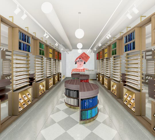 Warby Parker Over-the-Rhine will open on Oct. 27, located at 1419 Vine St.
