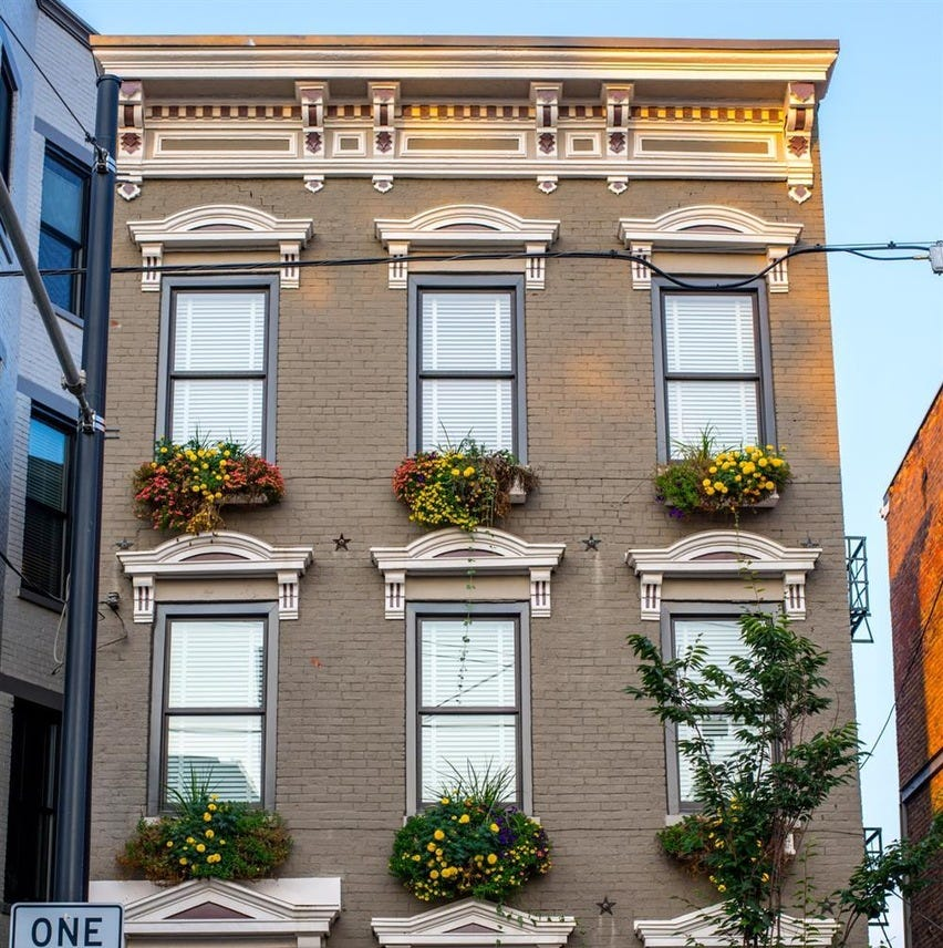 On the market: Grand old OTR home near Music Hall listed for $1.5M