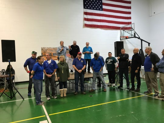 The Rotary Club of Hillsborough will hold their annual holiday packing event from 10:30 a.m. to 2 p.m. on Saturday, Dec. 1,at the Hillsborough YMCA, 19 East Mountain Road, Hillsborough.