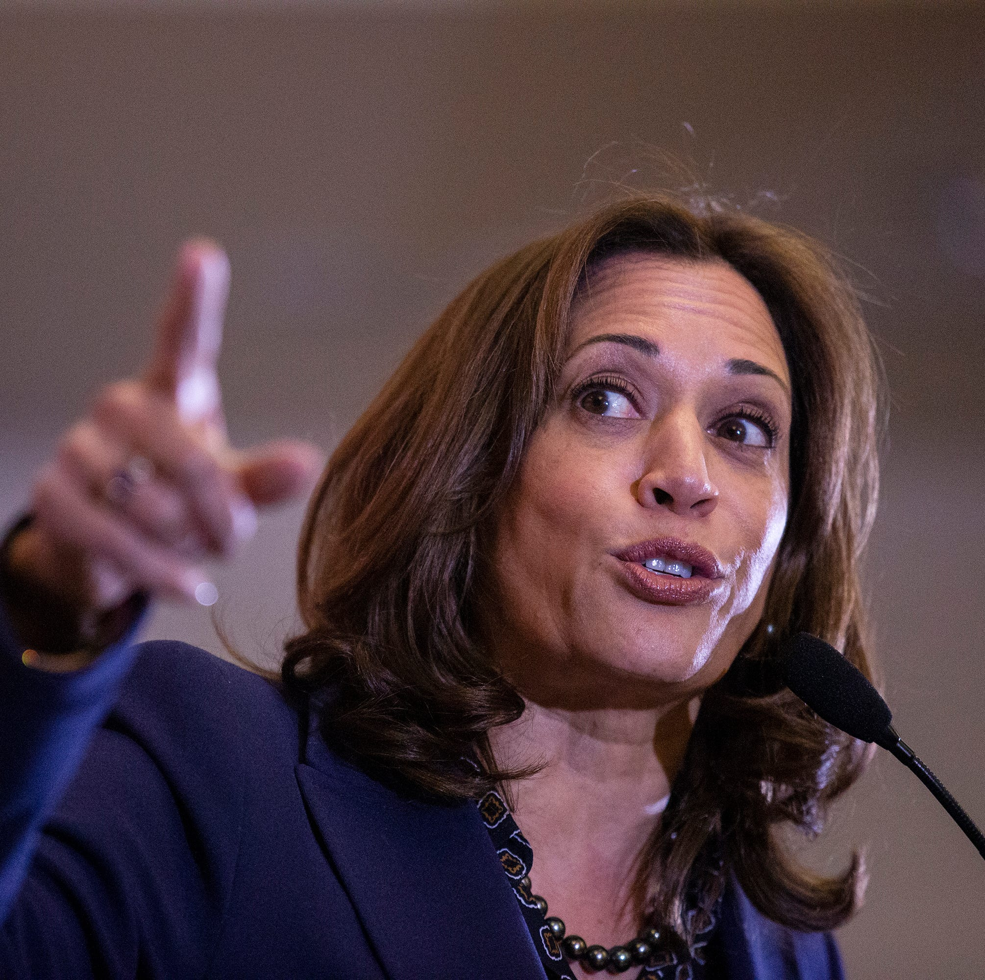Kamala Harris' passion, optimism, warmth may be the antidote to Trump's snide divisiveness