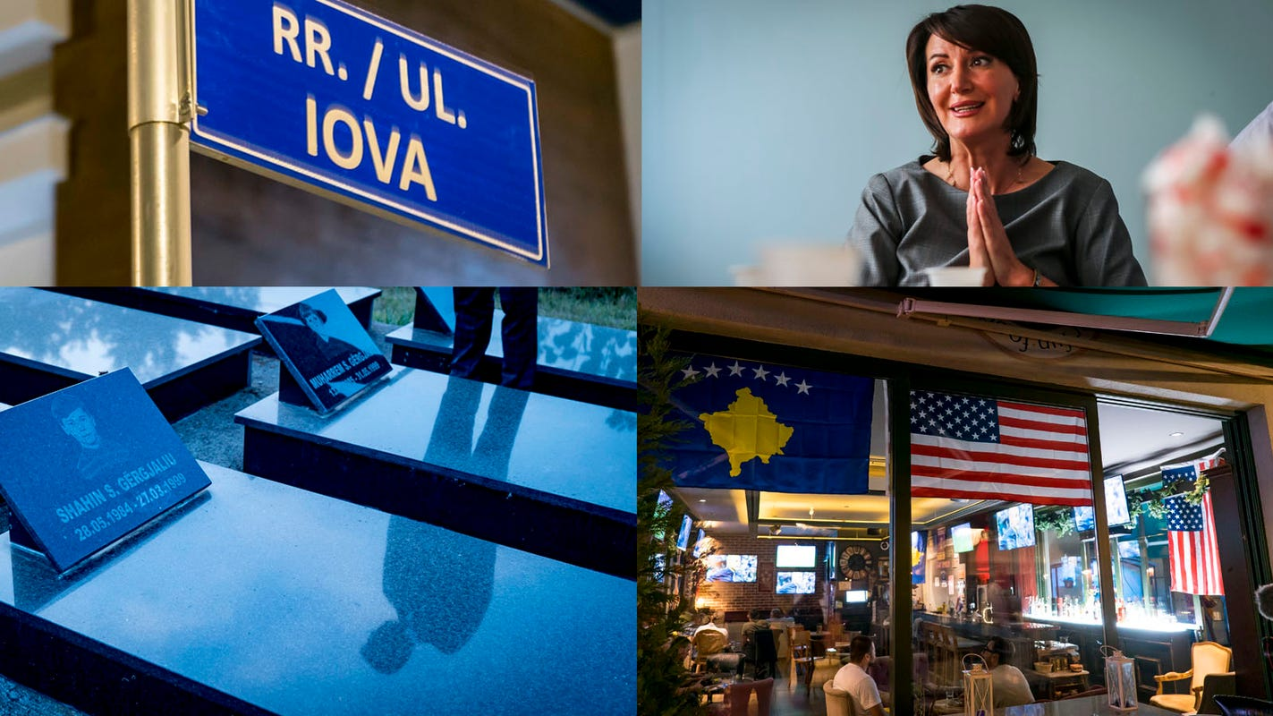 Iowa and Kosovo: How Iowa is helping develop a small Balkan nation
