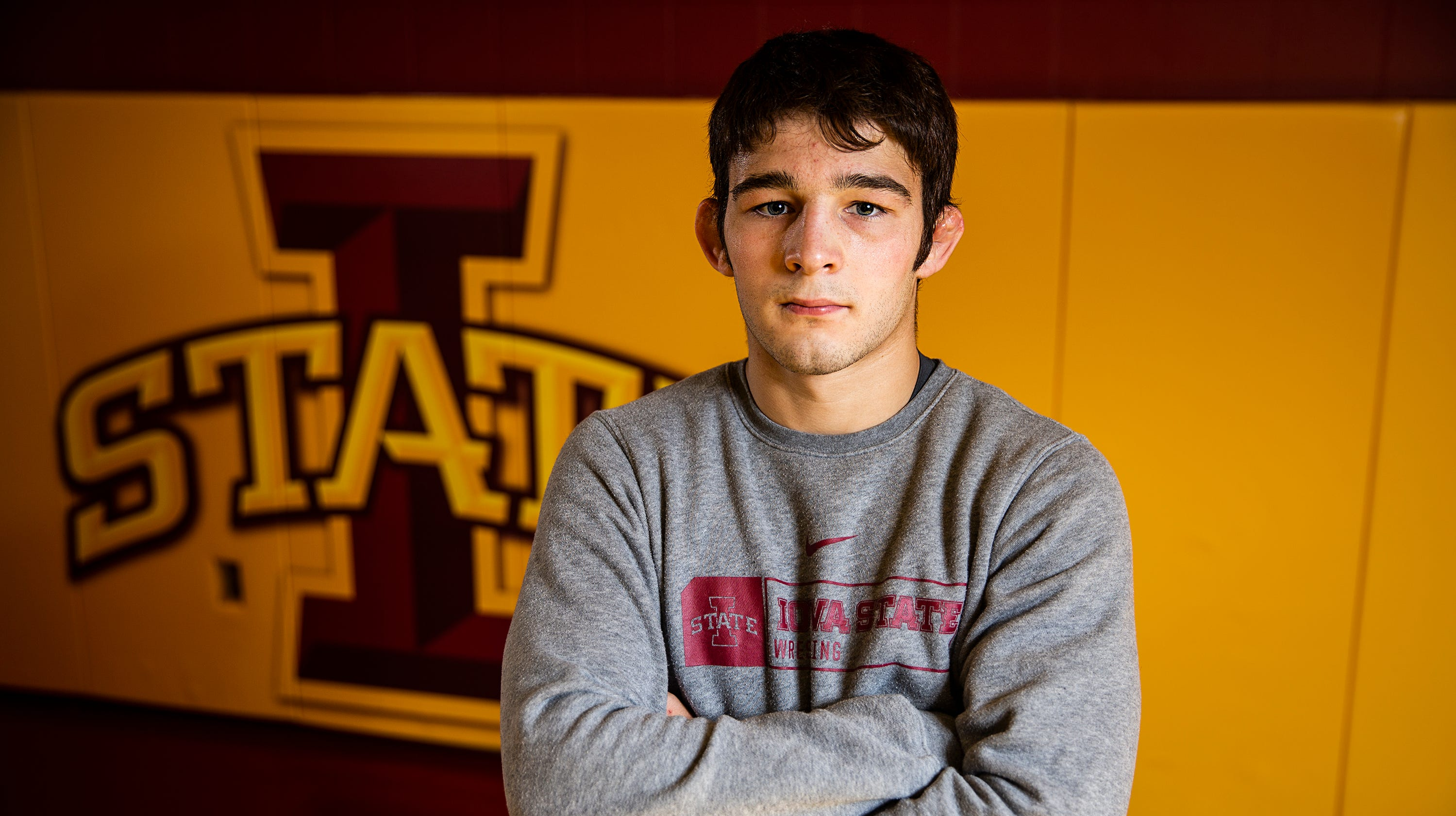 Iowa State wrestlers dominate Fresno State for third