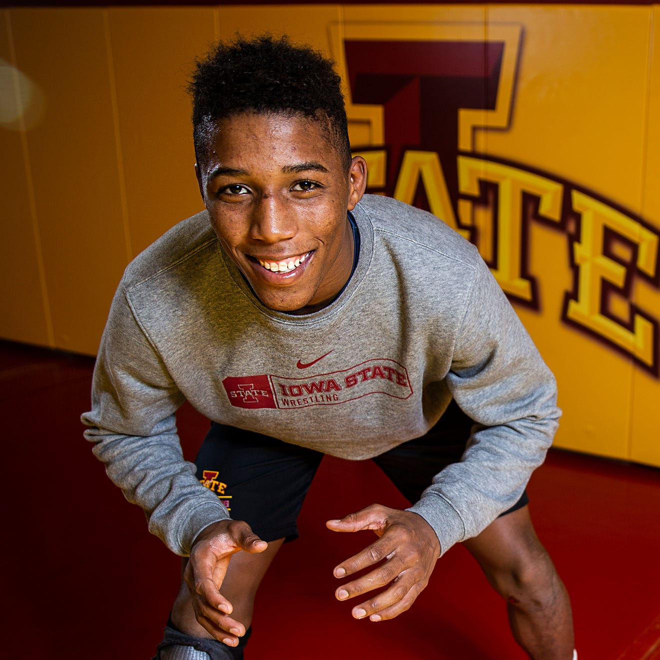 Iowa State's David Carr, Alburnett grad Tanner Sloan make Junior freestyle world wrestling team