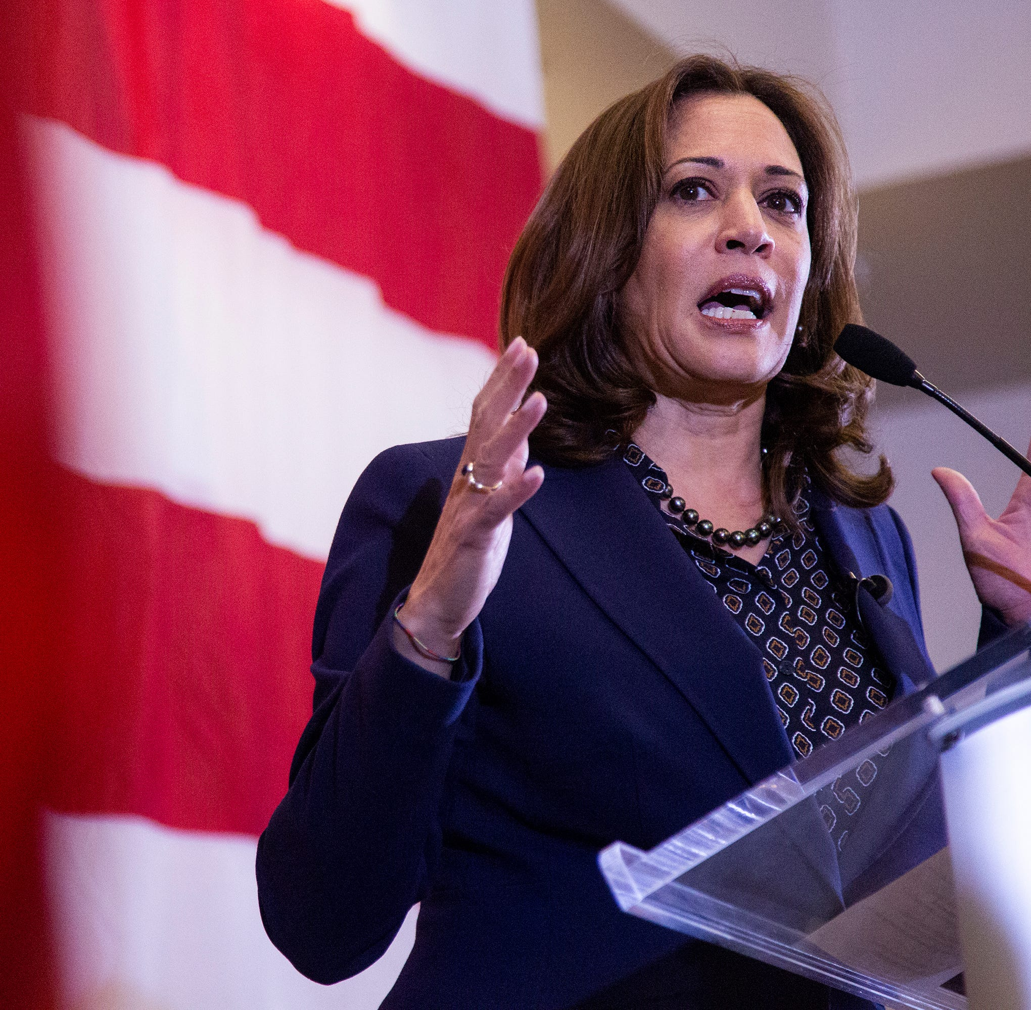 Kamala Harris to visit Iowa one day after launching her bid for president in her home state