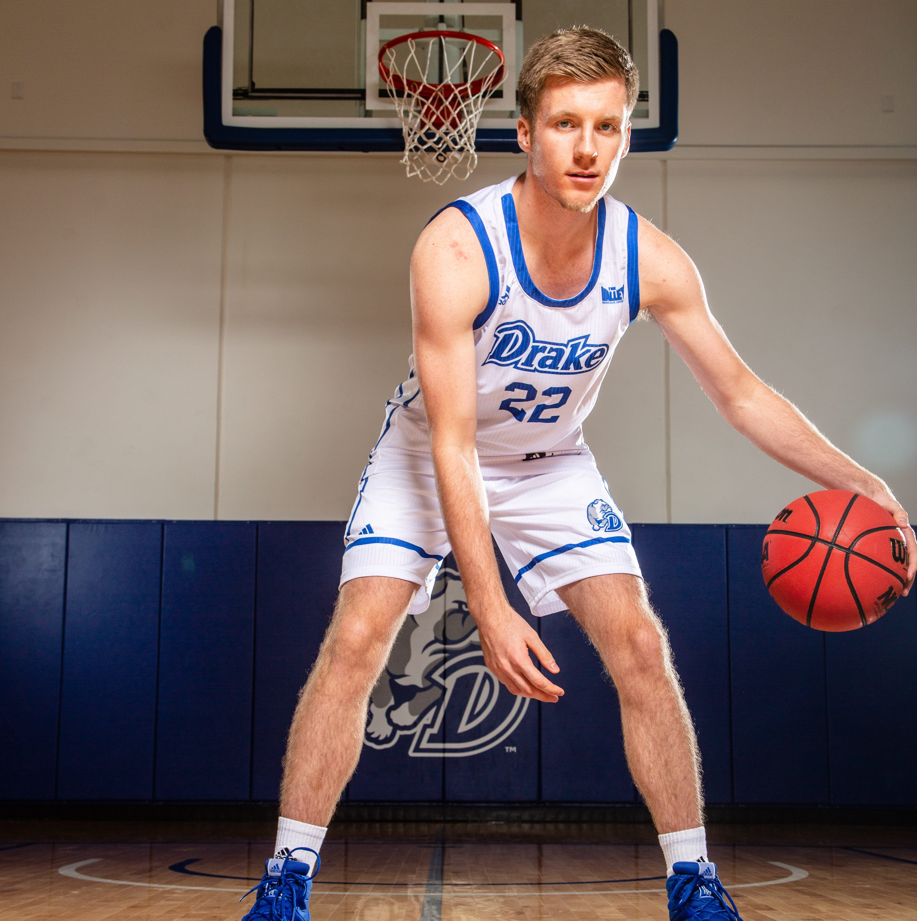 Shooting clinic from Brady Ellingson leads Drake past Missouri State