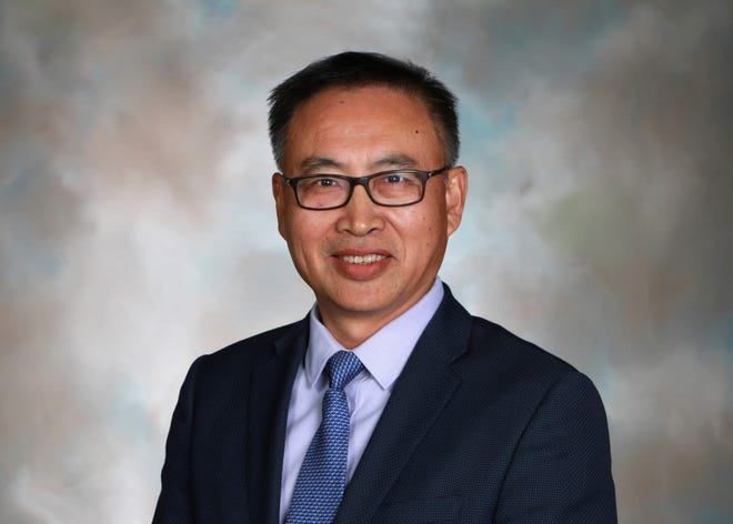 Anning Chen, CEO of Ford China.