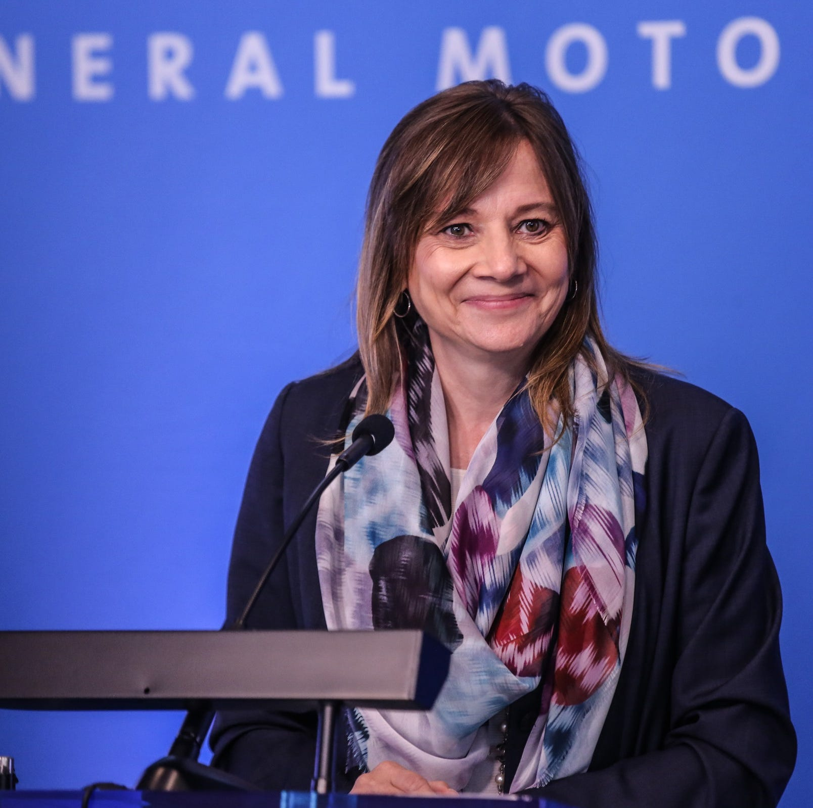 Mary Barra says GM board is closely involved in day-to-day decisions