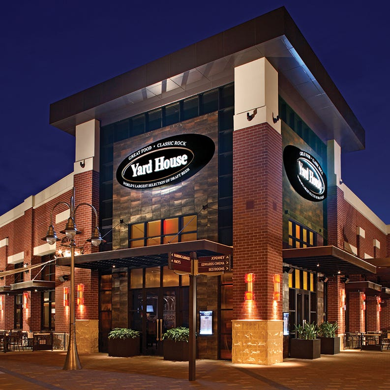 Yard House to open first Michigan location in Troy