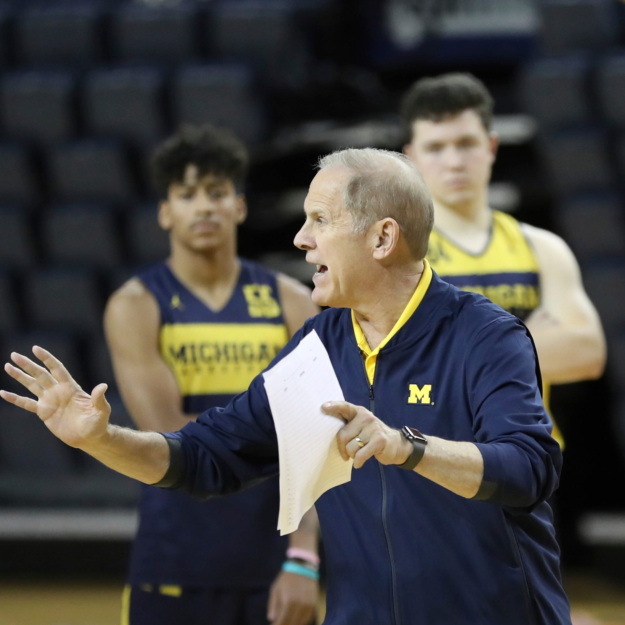 Izzo, Dantonio among well-wishers following Beilein's heart surgery