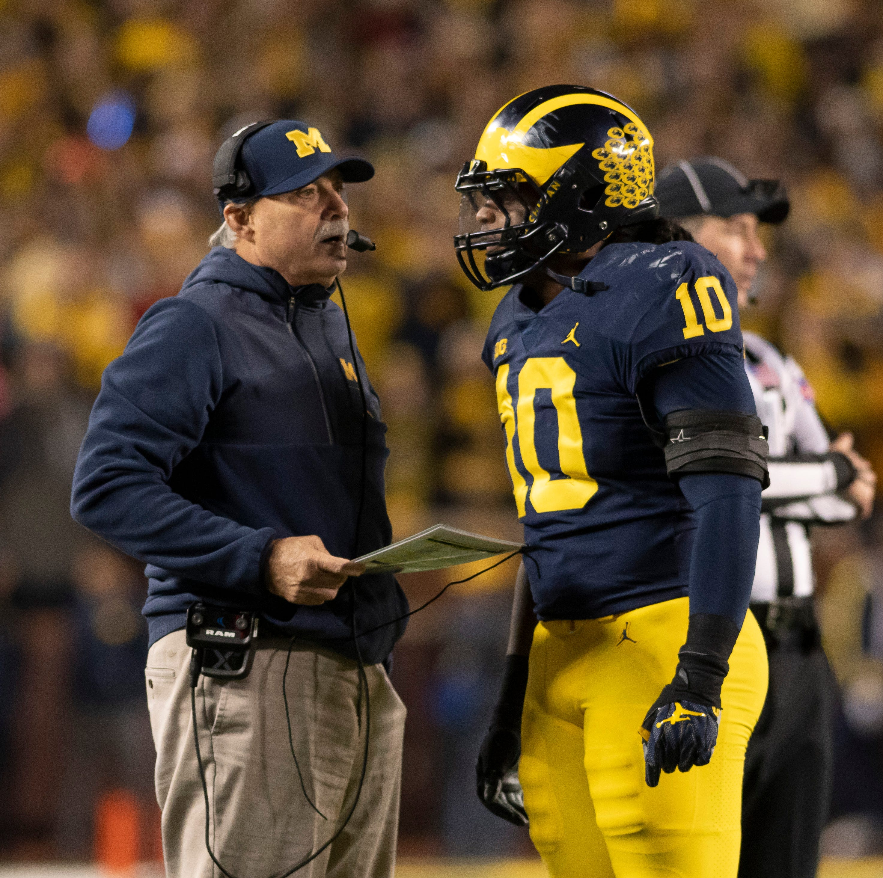 UM's Brown still haunted by Penn State performance