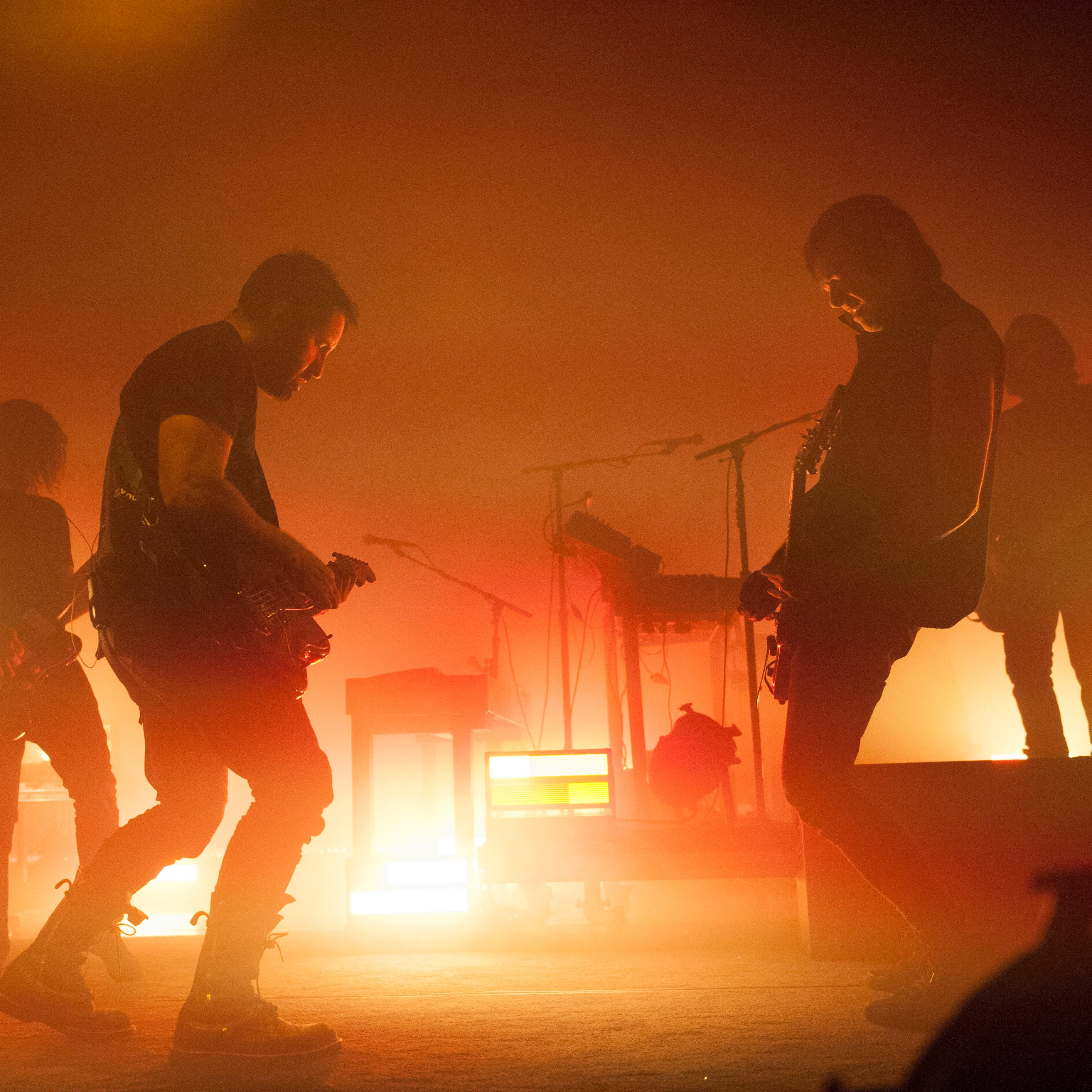 Review: Nine Inch Nails rips through Fox Theatre show