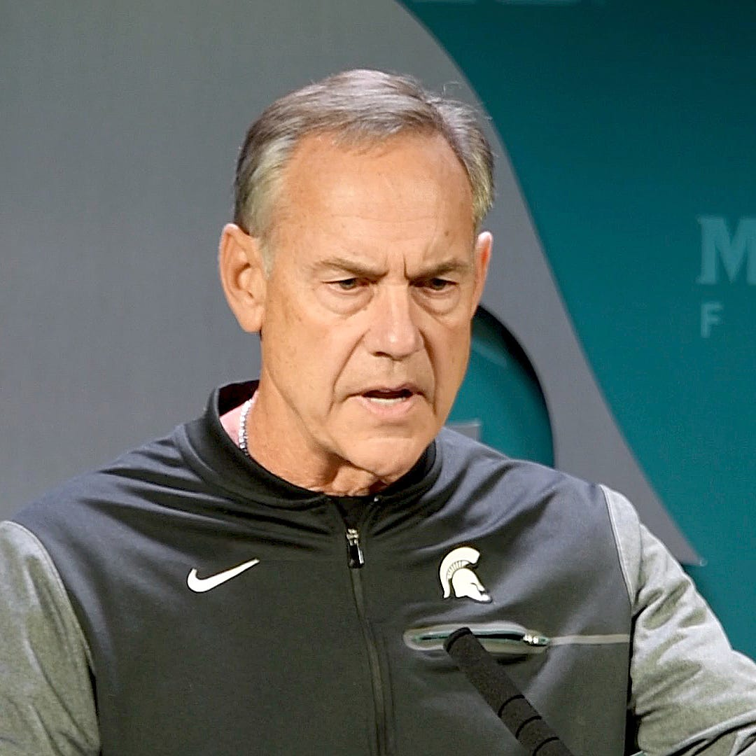 'I made my comments': Dantonio done talking about pregame incident