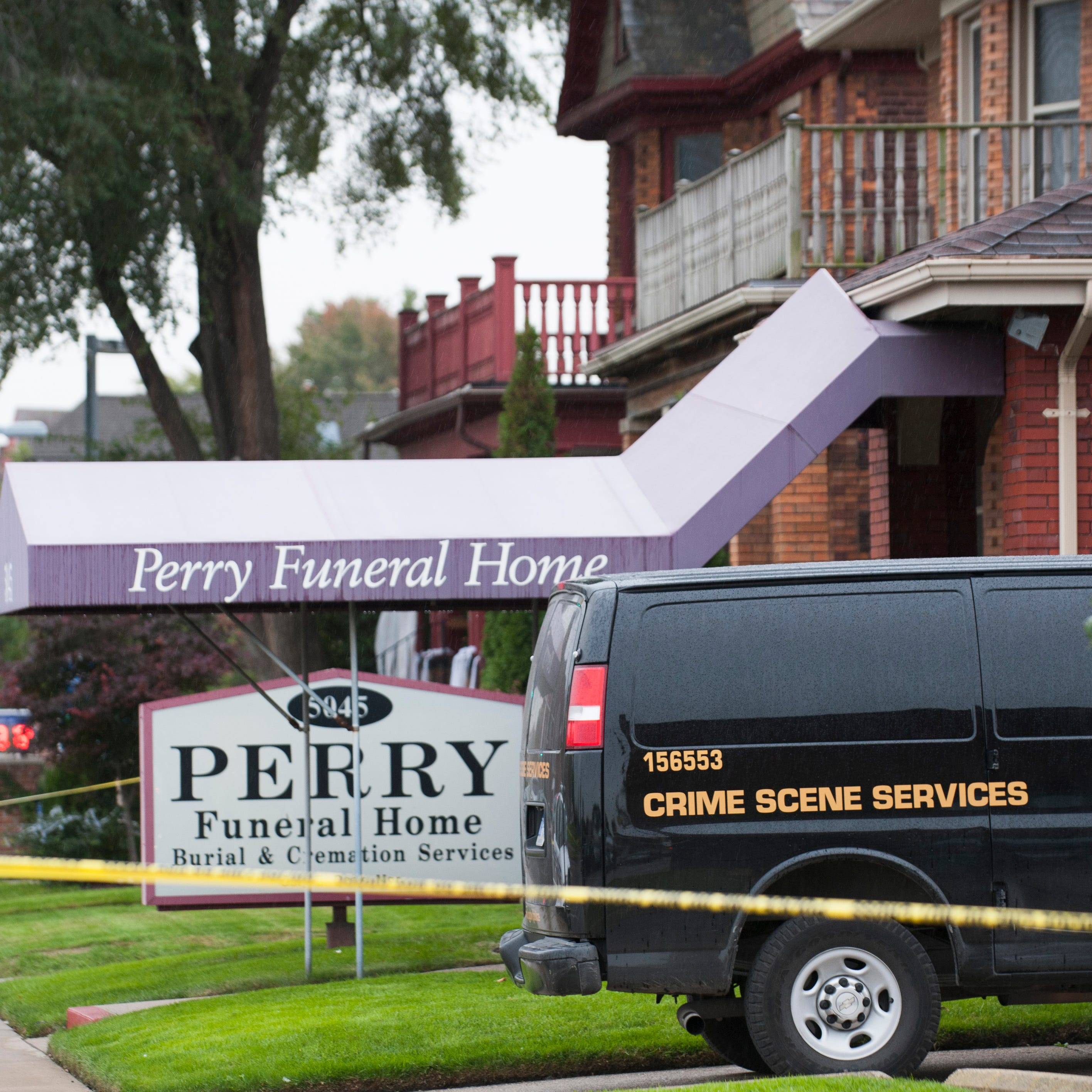 Holes in mortuary logs under scrutiny in funeral home probe