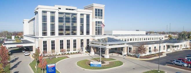Beaumont Hospital in Trenton