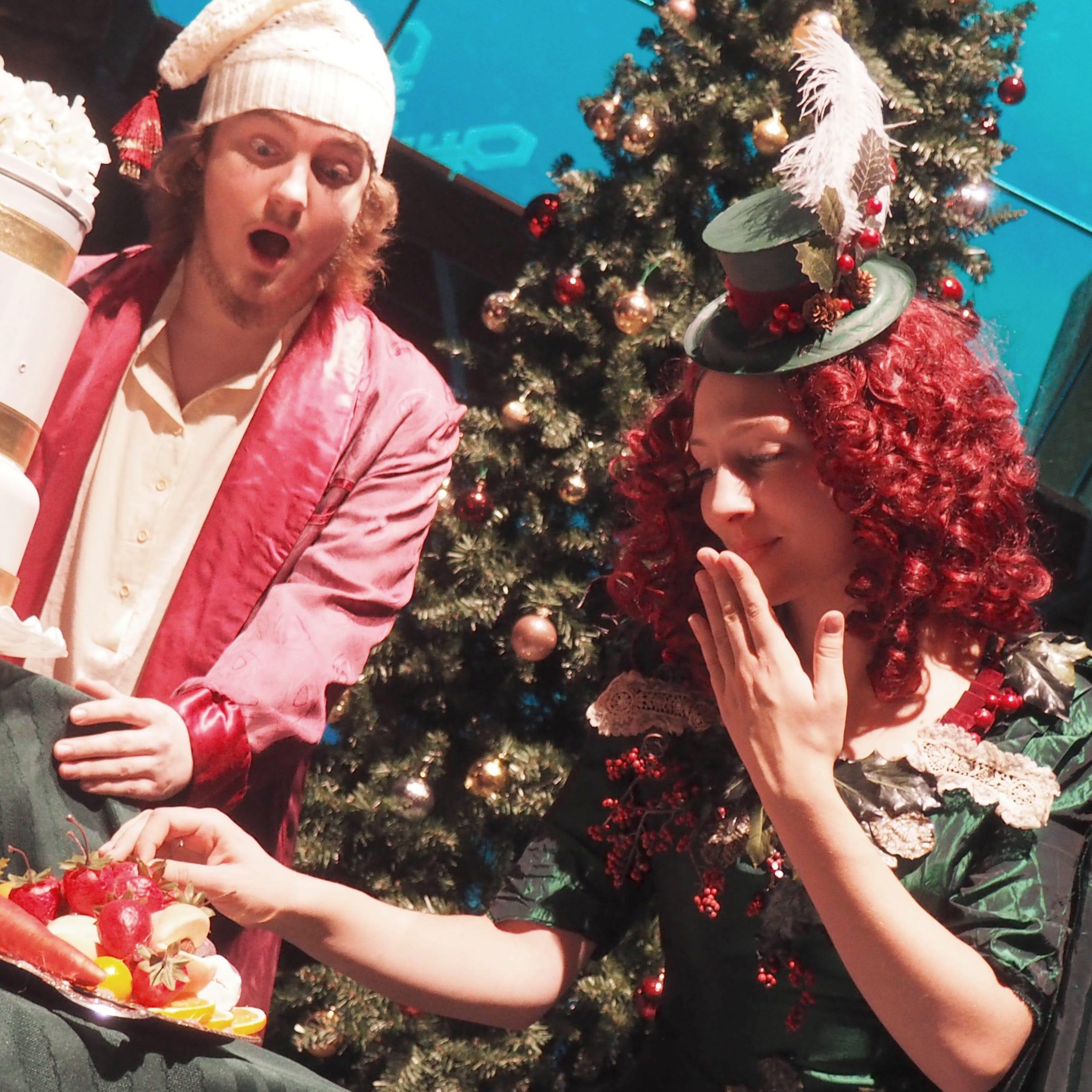 More than 100 Fond du Lac high school students to present 'A Christmas Carol' Nov. 1 to 4