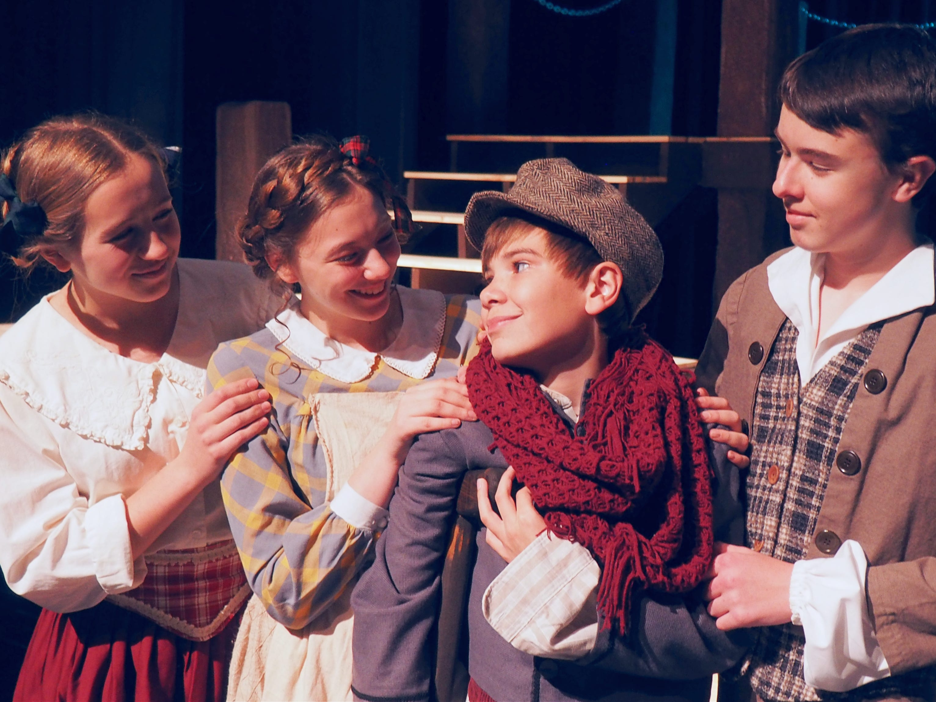 "Fond du Lac High School will present 'A Christmas Carol"" at 7 p.m. on Nov. 1 though 3, with a matinee show at 1 p.m. on Nov. 4. The musical is a stage adaptation of the Charles Dickens novel of the same name."