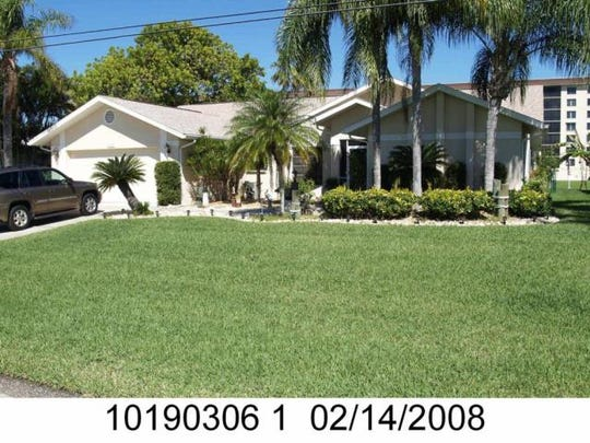 This home at  2017 SE 44th St., Cape Coral, recently sold for $450,000.